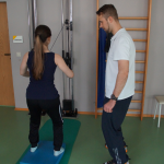 Physiotherapie in unserer Sporthalle